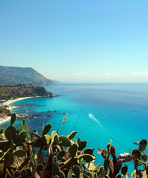 About Calabria